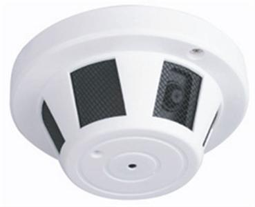 Guardtech Smoke Detector Camera '13'