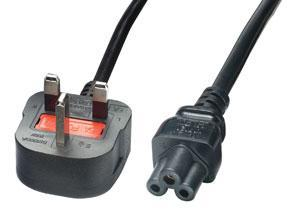 UK Power plug 3 Pin