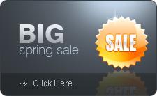 big spring sale